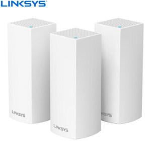 LINKSYS领势VELOPAC6600三只装Mesh分布式路由1763.62元