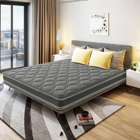 SLEEMON喜临门森呼吸竹炭纤维弹簧床垫150*200cm1659元包邮¥1659-天猫