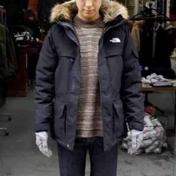 多色多码,TheNorthFace北面McMurdoParkaIII男士550蓬带毛领连帽羽绒服8折直邮中国¥1593