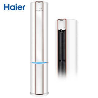 海尔(Haier)帝樽KFR72LW/09CAA21AU13匹变频冷暖立柜式空调6099元