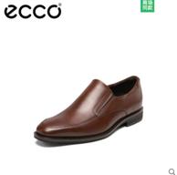 ECCO爱步QueenstownBikeToeSlipon男士真皮正装皮鞋Prime直邮到手516元(天猫旗舰店1999元)
