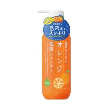 石泽研究所弱酸性酸性皂香橙洗发水400ml亚马逊海外购7.3折直邮中国¥117.03