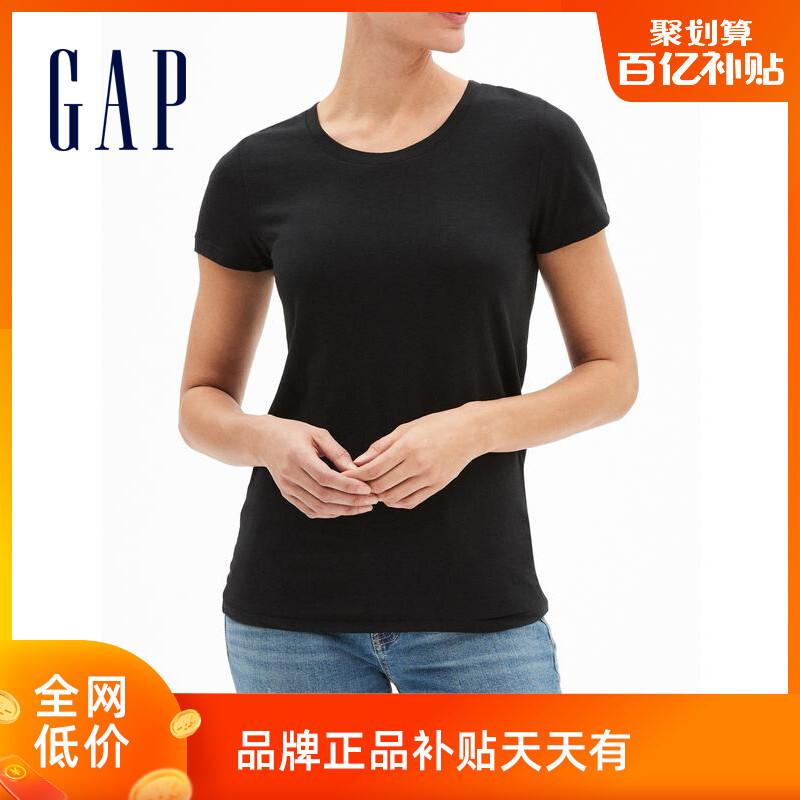GAP盖璞158081女士T恤36元-天猫