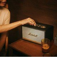 MarshallActonII复古蓝牙音箱全新升级款限时秒杀¥1275(国内¥2399))