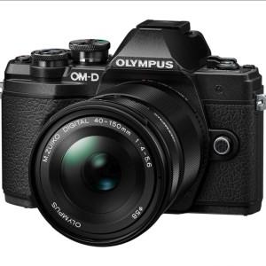 中亚Prime会员:OLYMPUS奥林巴斯EM10MarkIII微单双镜头套机(1442mm、40150mm)4116.3元含税包邮