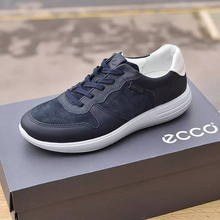 44码,ECCO爱步2020年春款柔酷7号路跑男士系带跑步鞋460644¥551.85