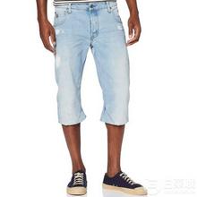 GStarRawArc3D系列男士锥形定制牛仔短裤D15232¥304.40