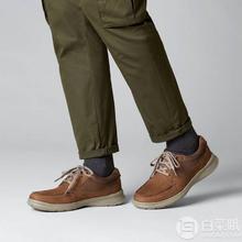 2020春季新款,Clarks其乐CotrellLane男士网面拼接休闲鞋¥380.38