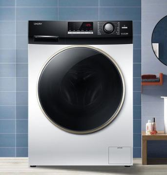 61预售:Leader统帅@G1012BX76WU1全自动滚筒洗衣机10KG¥1599-天猫