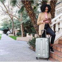 史低价:新秀丽Centric系列行李箱两件套20寸+24寸再降至¥820非会员也免邮