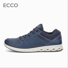 UK8码,ECCO爱步Wayfly微翔男士牦牛皮户外鞋835224¥457.33