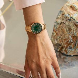 历史低价:ANNEKLEIN安妮·克莱因AK2158GNRG女士时装腕表*2件¥321.86+¥36.8含税包邮(合180元/件)