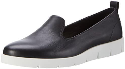 UK6码,Ecco爱步Bella贝拉系列女士轻盈一脚蹬乐福鞋282093¥359.94