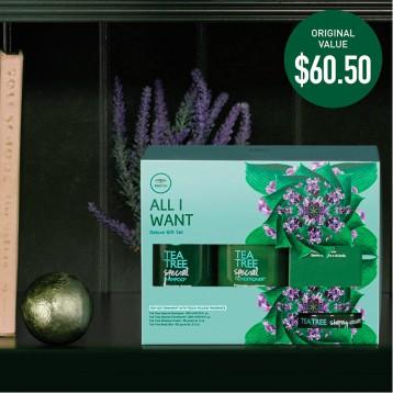 PaulMitchell宝美奇AllIWant豪华茶树洗护礼盒套装亚马逊海外购5.7折直邮中国¥242.43