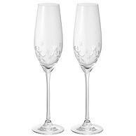 顶级骨瓷,210mlx2只Narumi鸣海星之花系列红酒高脚玻璃对杯Prime凑单到手217.5元(天猫旗舰店510元)